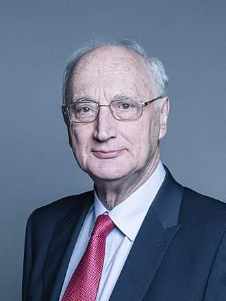 George Young, Baron Young of Cookham - Image: Official portrait of Lord Young of Cookham crop 2