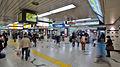 Ogikubo Station JR East ticket barriers (East Gate) 20131116.JPG