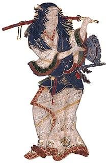 Izumo no Okuni Creator of kabuki theatre