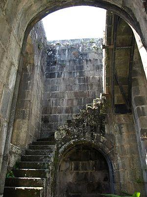 Santiago Apóstol Parish Ruins - Image: Old ruins in cartago daniel vargas 08