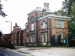 Withington Community Hospital - The old Withington hospital