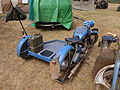 Old military Triumph with side car.JPG