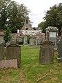 Old parish kirk of King Edward, and kirkyard - geograph.org.uk - 555915.jpg