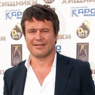 Oleg Taktarov - Taktarov in 2010