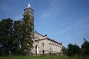 Oleszna Górna Kościół Przemienia Pańskiego (1).JPG