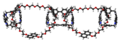 Olympiadane molecules ball.png
