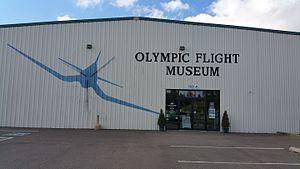 Olympic Flight Museum - Olympic Flight Museum