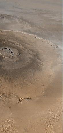 Фото mars global surveyor с высоты 900 км