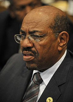 Omar al-Bashir, 12th AU Summit, 090202-N-0506A-137.jpg