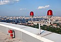 On the roof of NordStar Tower - Moscow, Russia - panoramio.jpg
