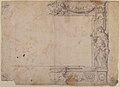One Half of a Design for a Frame of a Stage Proscenium, with a Figure of Justice at the Right, and the Barberini Arms in a Cartouche at the Top MET 65.654.120.jpg