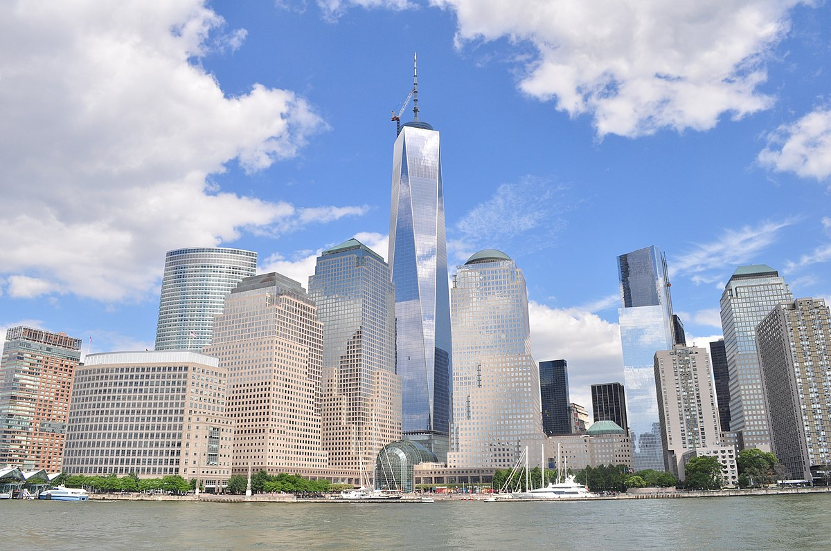 One world trade center wikip dia - Architekt one world trade center ...