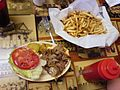 Onionburger on the plate El Reno, OK (4245557528).jpg