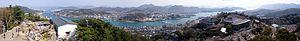Onomichi, Hiroshima - Image: Onomichi Panorama