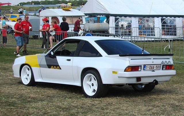 Opel Manta 400 (B)