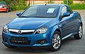 Opel Tigra Twin Top 1.8 Sport front 20100617.jpg
