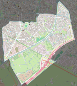 Roodenburgdistrict (OpenStreetMap Feb 2016)