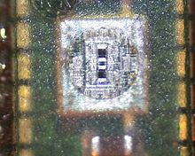 The optical sensor out of a CD/DVD drive.