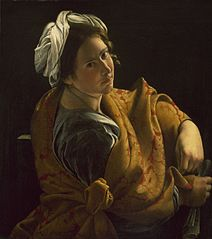 Portrait of a Young Woman as a Sibyl