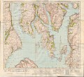 Ordnance Survey One-Inch Sheet 71 Island of Bute, Published 1925.jpg