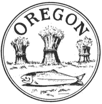 Champoeg Meetings - Provisional Government Seal