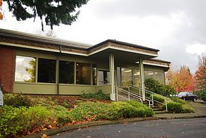 Oregon School Activities Association - OSAA offices in Wilsonville