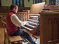 Organist at Fifth Avenue Presbyterian Church (05382).jpg