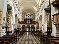 Organs of the Church of St. Bernardino of Siena in Kraków, 01.jpg