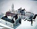 Origami architecture 07 Grand place de Bruxelles en carton1972.jpg