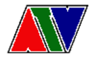 CTV Atlantic - The original ATV logo, used from 1972 to 1998.