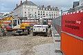Orléans chantier tram B fouilles archéologiques 01.jpg