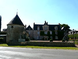 Chateau of Maurivet