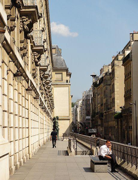FichierOrsay Museum Rue De Lille Paris 2012.jpg U2014 Wikipu00e9dia