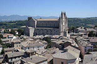Orvieto, è la seconda città della provincia per numero di abitanti