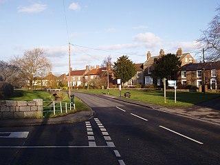 Osbaldwick Village and civil parish in North Yorkshire, England