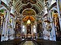 Osterhofen Basilika St. Margareta Innen 04.JPG