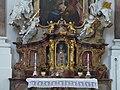 Ottobeuren basilika ottobeuren altar of st benedict 004.JPG
