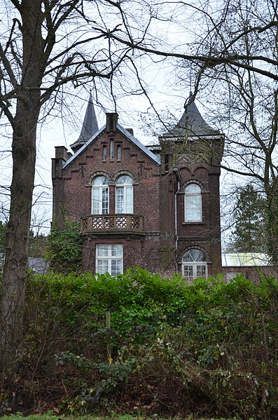 Paviljoen, landhuis