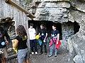 Ovaro, uscita dalla visita alla Miniera di carbone di Cludinico - panoramio.jpg