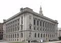 Overview, northeast, Howard M. Metzenbaum U.S. Courthouse, Cleveland, Ohio LCCN2010719495.tif