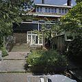 Overzicht achtergevel vanuit de tuin - Groningen - 20374215 - RCE.jpg