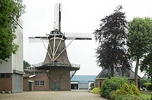 Oldebroek - Windmill in Oldebroek