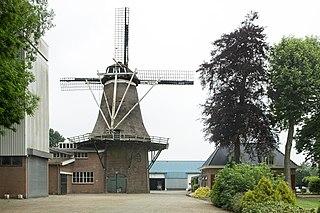 Oldebroek Municipality in Gelderland, Netherlands