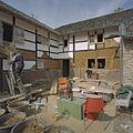 Overzicht voorgevel, tijdens restauratie - Cottessen - 20370867 - RCE.jpg