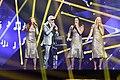 Owe Thörnqvist 17 & Choir 12 @ Melodifestivalen 2017 - Jonatan Svensson Glad.jpg