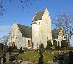 Oxie kyrka, mars 2014.jpg
