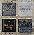 Père-Lachaise - Division 87 - Columbarium - Antonio Coen 01.jpg