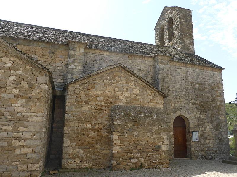 Église Saint-Étienne de Minerve (34)