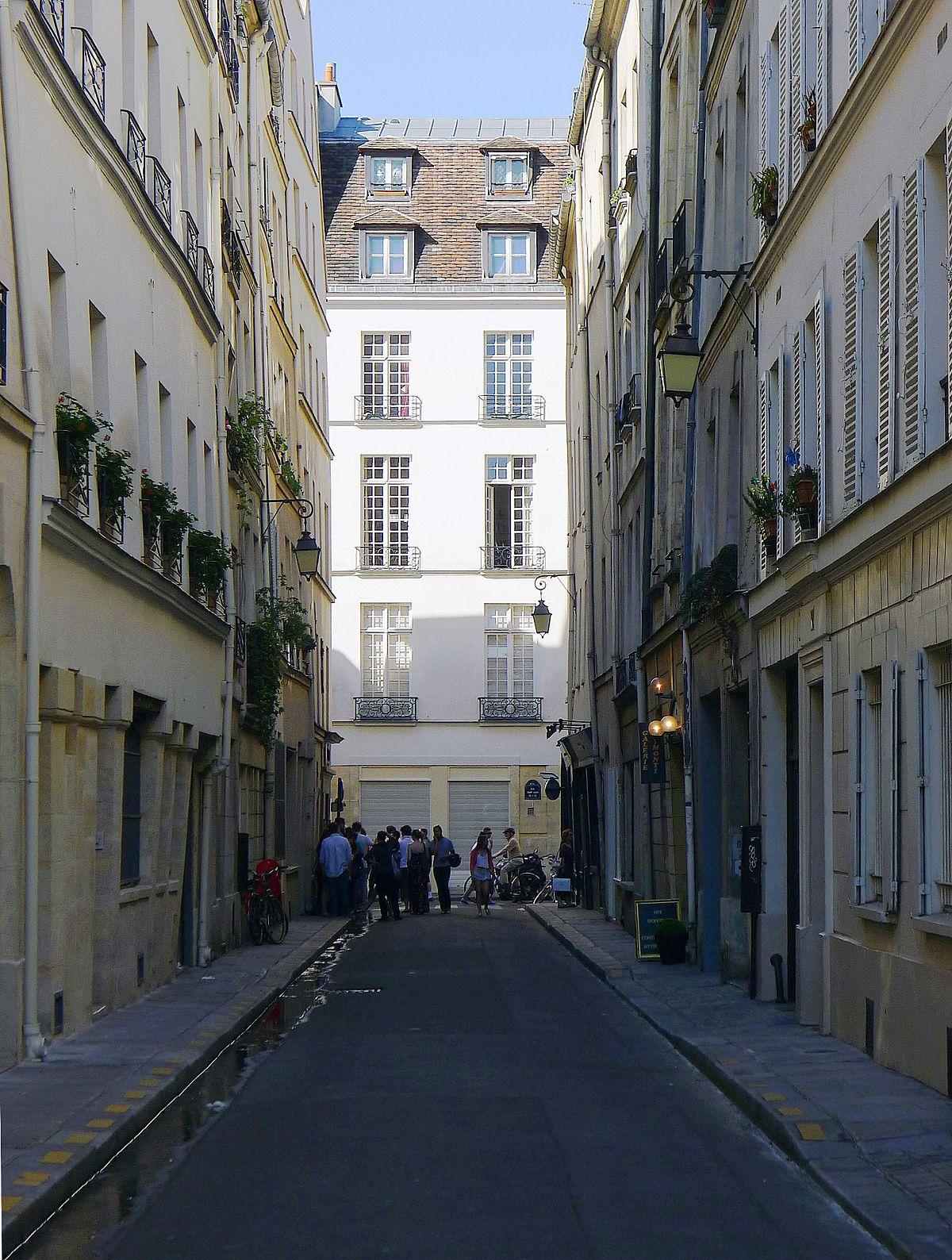 Largeur Rue Ville