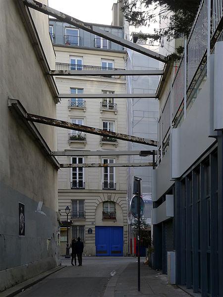 Fichier:P1220756 Paris X cite Riverin rwk.jpg